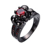 Chaos Quartet Skull Ring