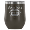 Personalized Vampire Wine Tumbler