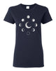 Moon Phases T-Shirt (Ladies)