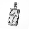 Wheel Of Fortune Tarot Pendant