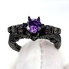 Chaos Angel Skull Ring