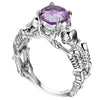 Majestic Skeleton Ring