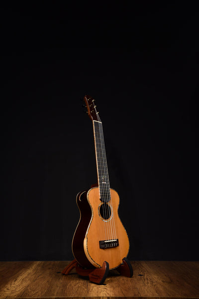Island Series GL-CO SB 5C Guitalele