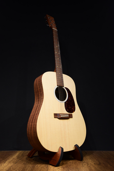Martin DX2E-01 with Fishman MX