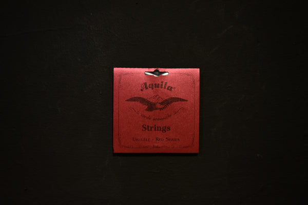 Aquila Red Ukulele Strings | Concert