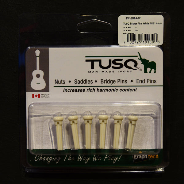 TUSQ Bridge Pins PP-1044-00