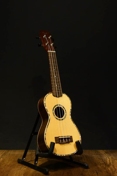 US-40 Spruce with Java Rosewood