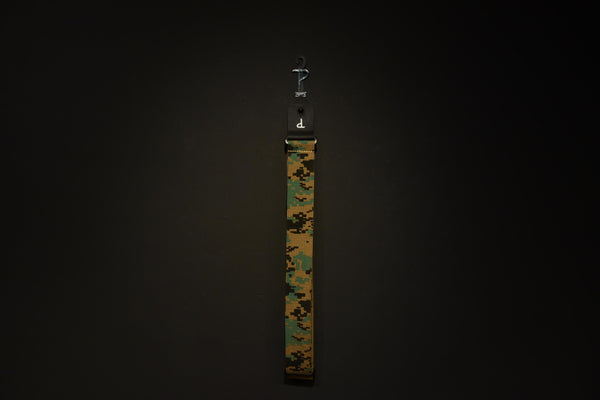 Perri's Cotton Camo Guitar Strap