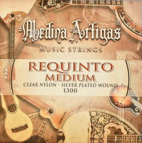 Medina Artigas Requinto Medium Classical Strings | 1300