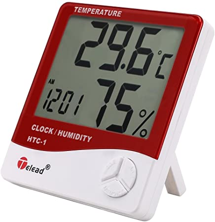 Telead Indoor Digital Hygrometer / Thermometer