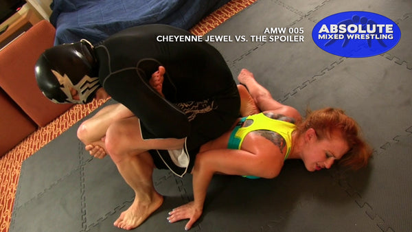 AMW005 - Cheyenne Jewel vs. The Spoiler