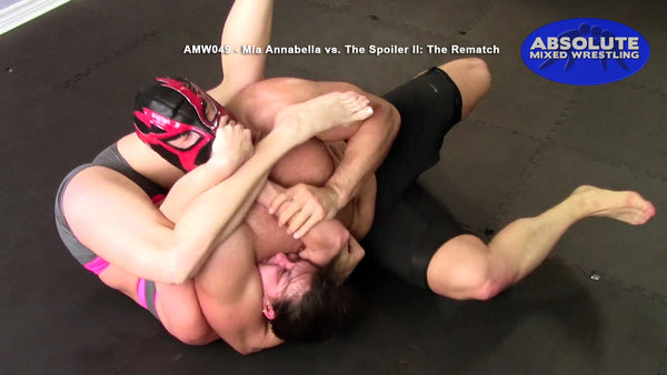 AMW049 - Mia Annabella vs. The Spoiler II: The Rematch