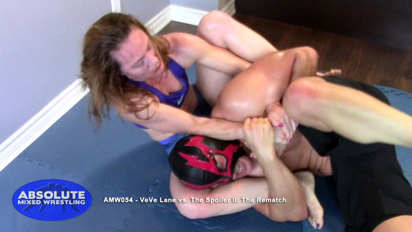 AMW054 - VeVe Lane vs. The Spoiler II: The Rematch