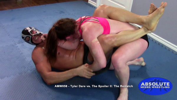 AMW058 - Tyler Dare vs. The Spoiler II: The Rematch