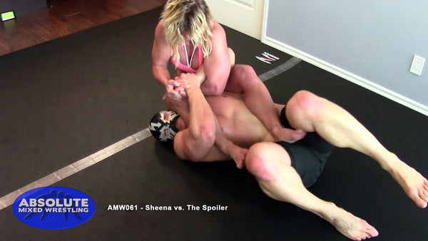 AMW061 - Sheena vs. The Spoiler