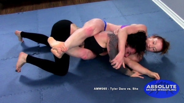 AMW065 - Tyler Dare vs. She