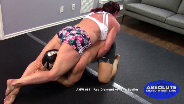 AMW067 - Red Diamond vs. The Spoiler
