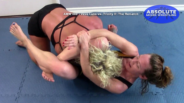 AMW069 - Veve Lane vs. Trinity II: The Rematch