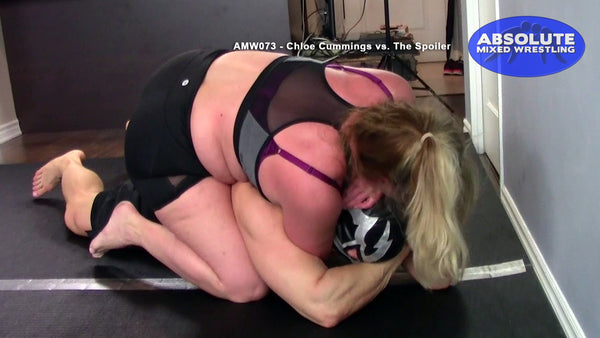 AMW073 - Chloe Cummings vs. The Spoiler