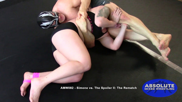 AMW082 - Simone vs. The Spoiler II: The Rematch