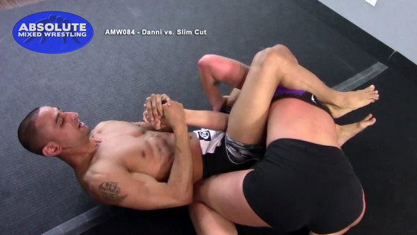 AMW084 - Danni vs. Slim Cut