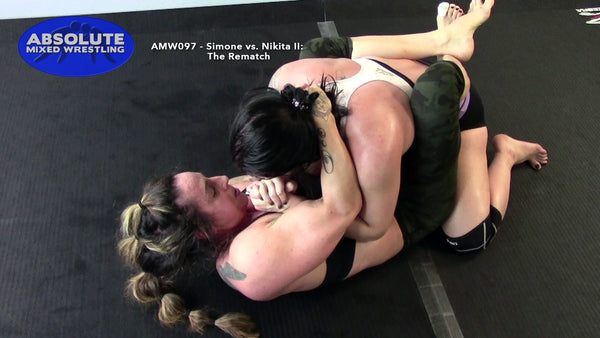 AMW097 - Simone vs. Nikita II: The Rematch