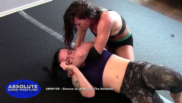 AMW108 - Simone vs. Ariel X II: The Rematch