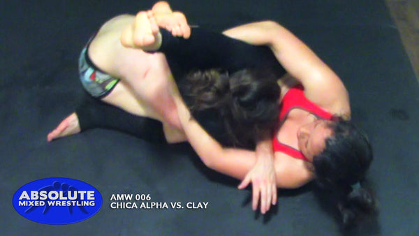 AMW006 - Chica Alpha vs. Clay
