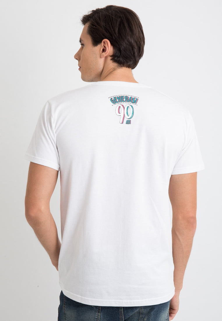 T-shirt 1991 Short Sleeve White