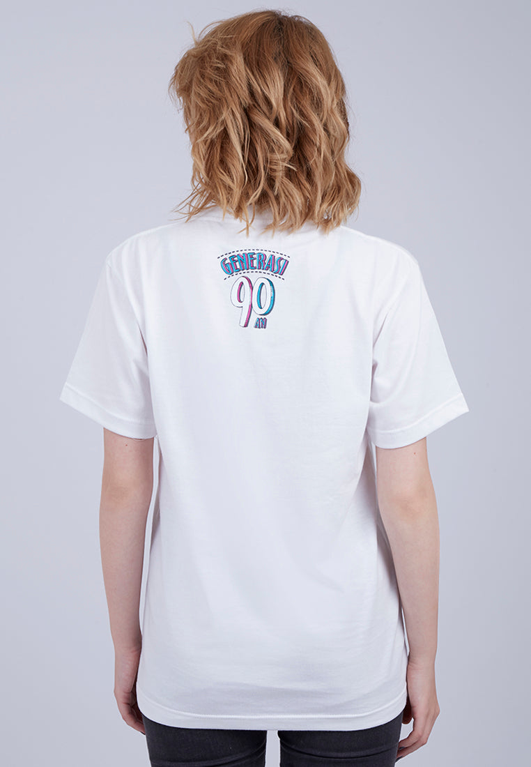 T-shirt Balonku Shortsleeve White