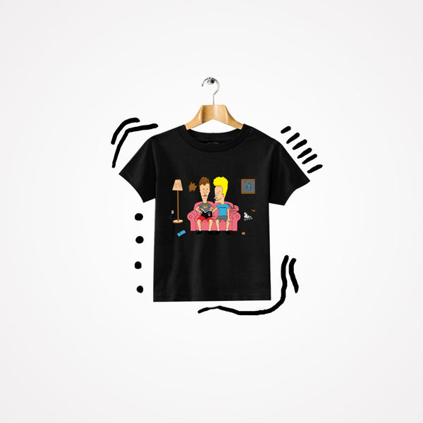 T-shirt Beavis & Butthead Short Sleeve Kids