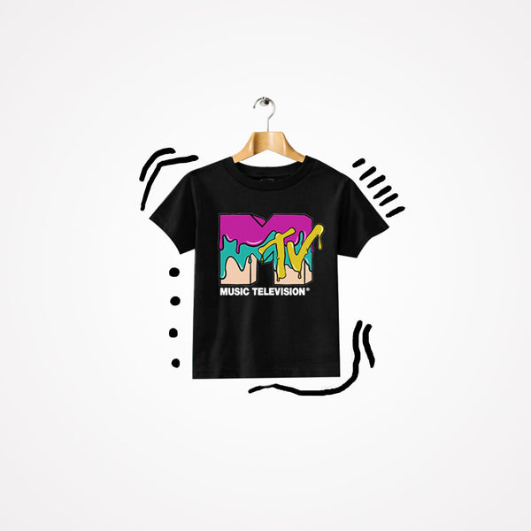 T-shirt MTV Short Sleeve Kids