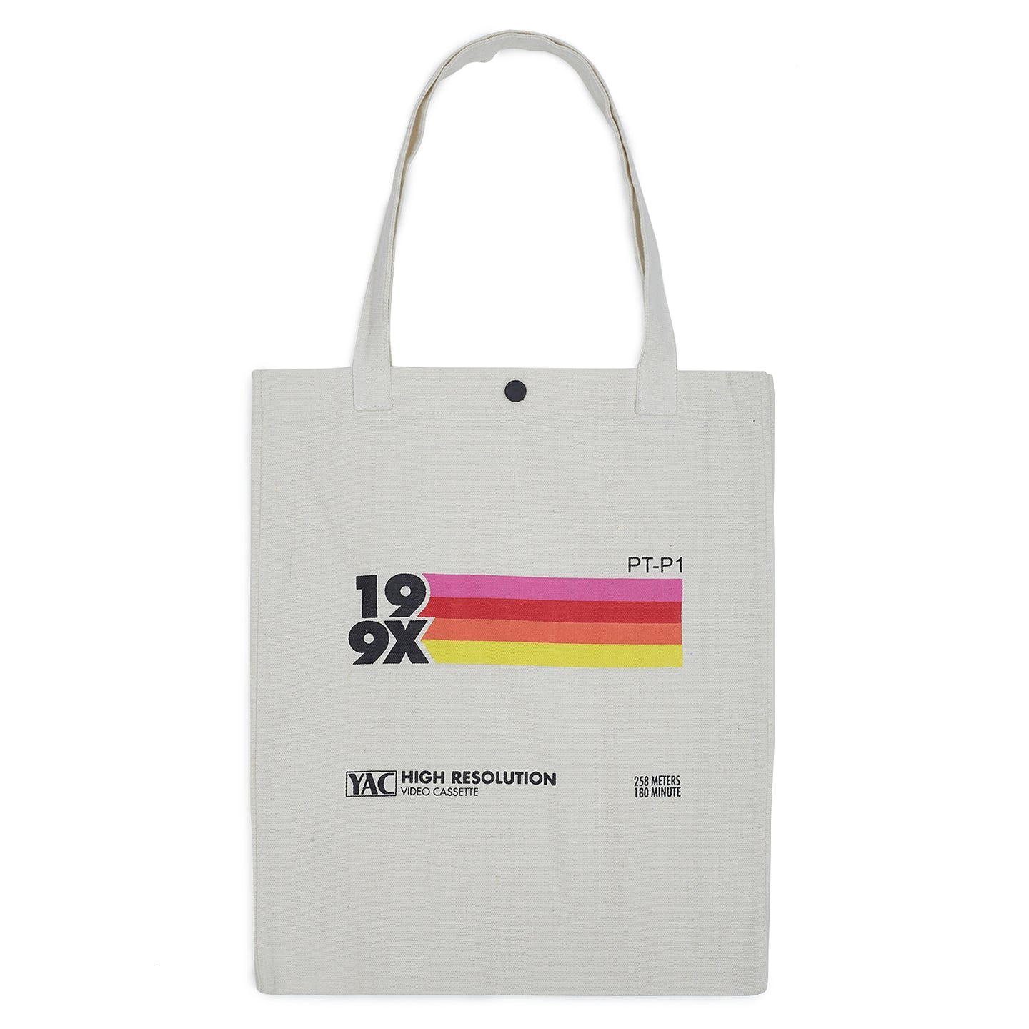 Totebag 199x Red Rainbow