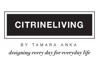 Citrine Living by Tamara Anka