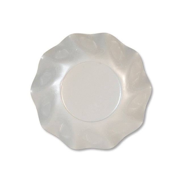 Sophistiplate PEARLY WHITE DEEP BOWLS