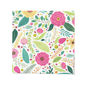 Spring Blossoms Paper Lunch Napkin/16pk