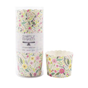 Spring Blossoms Large Paper Baking Cups/20pk