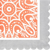 Citrus Paper Lunch Napkin/16pk