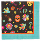 Day of the Dead Paper Lunch Napkin/16pk