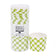 Lime Dot Large Paper Baking Cups/20pk
