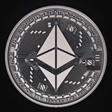 BTC, ETH, XRP Crypto 3D Model