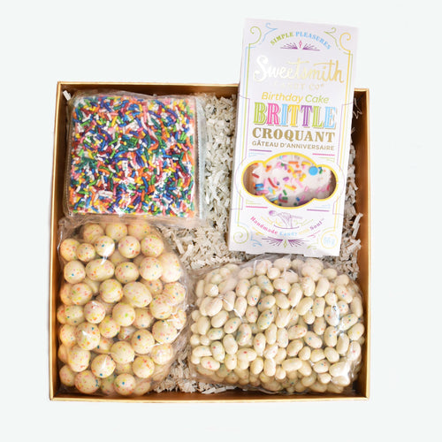Birthday All Day Candy Package