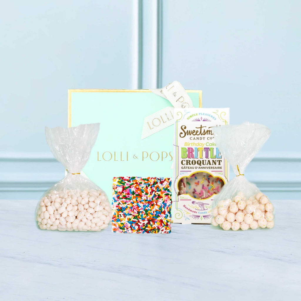 Birthday All Candy Gift Box