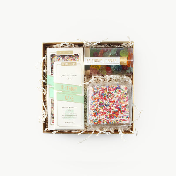Birthday Sprinkles Gift Box