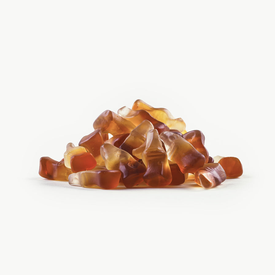 European Gummy Cola Bottles - 1 pound
