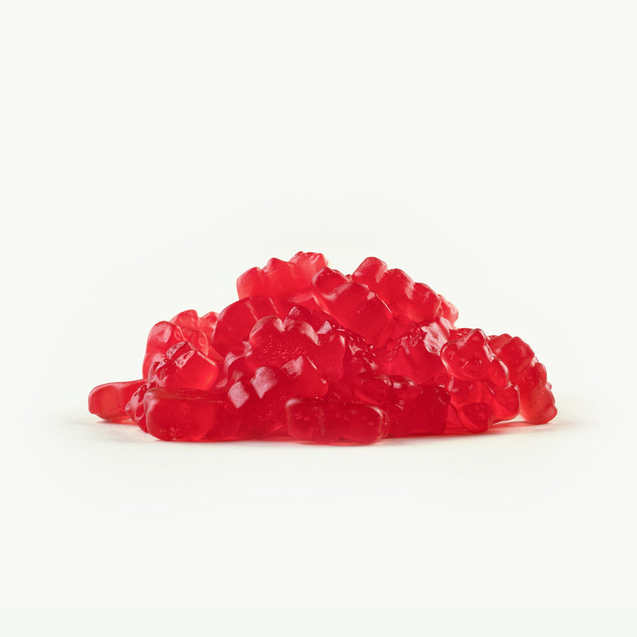 Ripe Watermelon Gummy Bears - 1 pound
