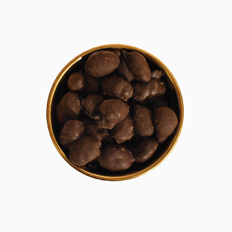 Dark Chocolate Double Dipped Peanuts