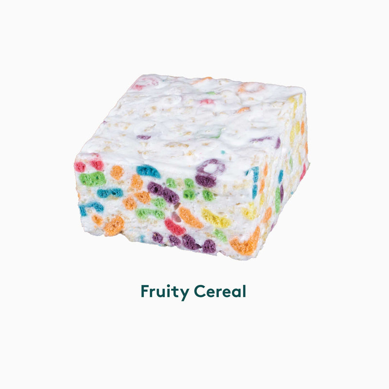 Fruity Cereal Crispy Cake