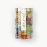 12 Flavor Gummi Bear Tube