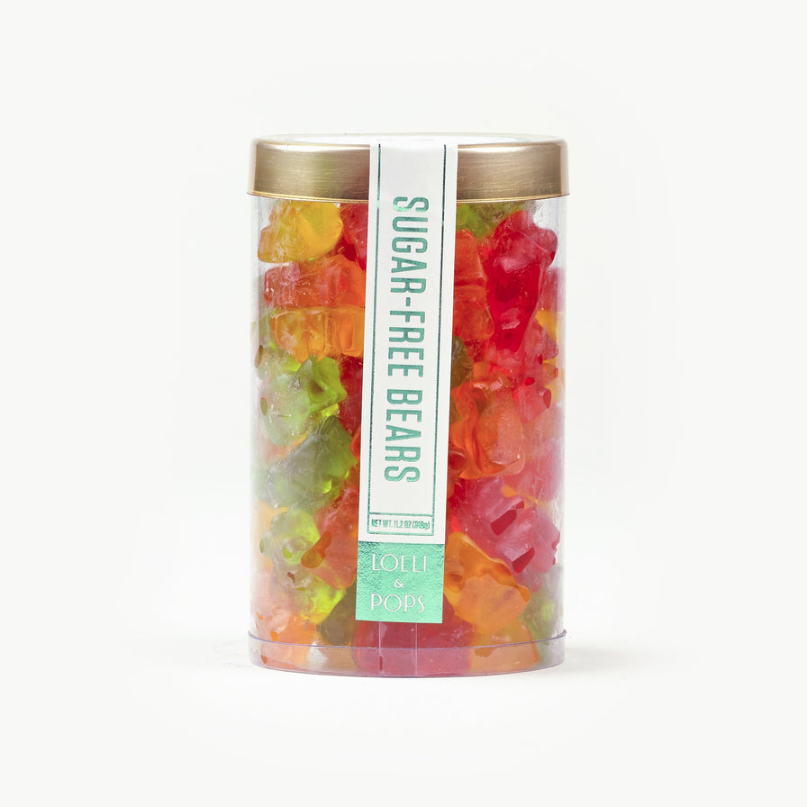 Sugar Free Gummi Bear Tube